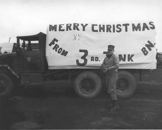 3d Tank Battalion 6x6 Truck, December 1961