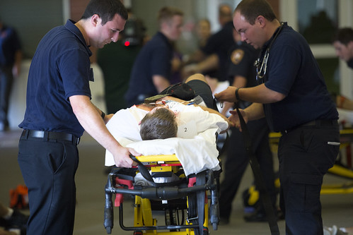 COD Hosts Mass Casualty Incident Simulation 2016 20 | by COD Newsroom