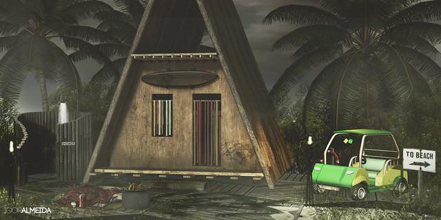 Surf House!