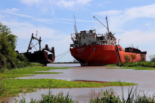 Naufragio (Shipwreck)
