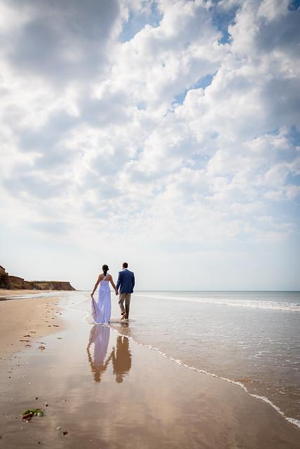 Wedding Shoot, Compton Beach, Isle of Wight - IMG_9734