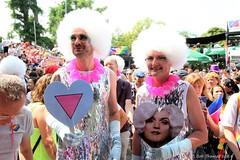 Pride Walk 2018 Amsterdam