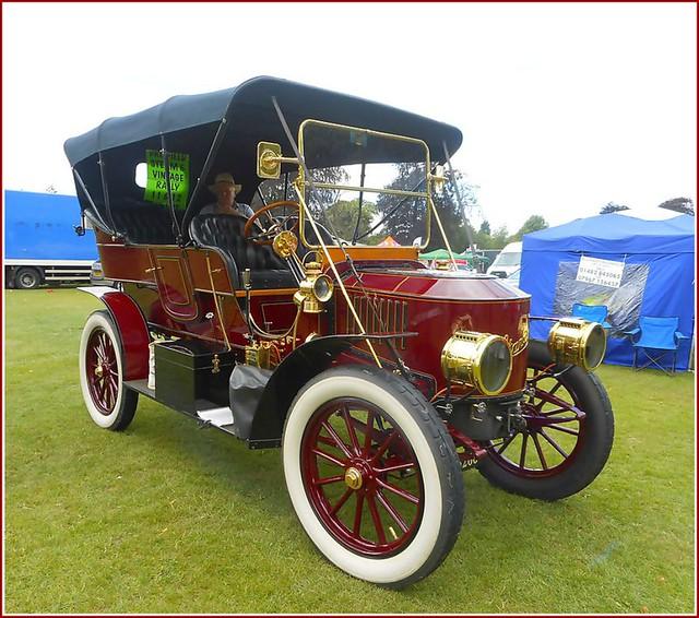 Steam Powered Car ...