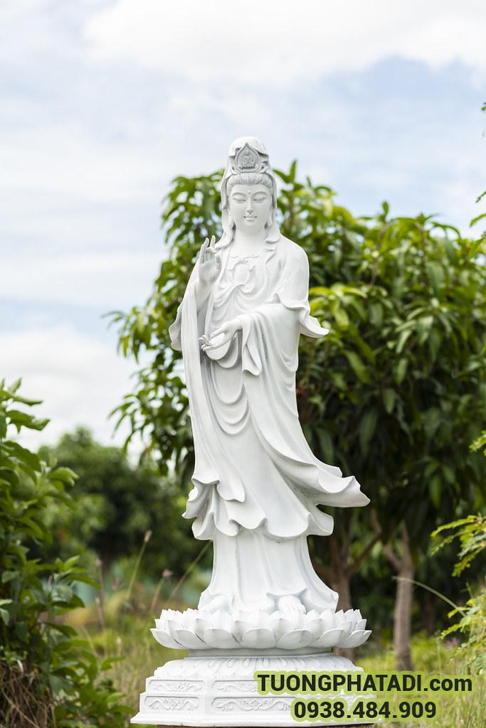 tượng mẹ quán thế âm, tượng phật quan âm, tuong me quan the am, tuong phat quan am