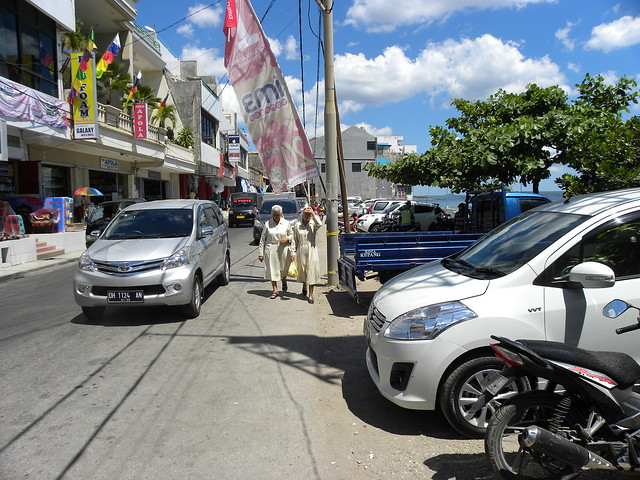 Seaside street - Приморская улица