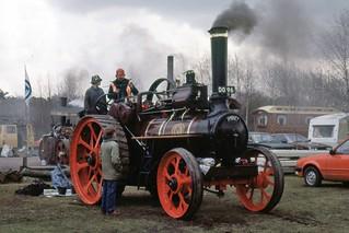 GCR road rail event 1983