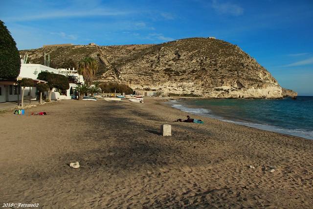 Playa de Aguamarga