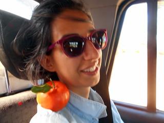 lady tangerine   by ravelite