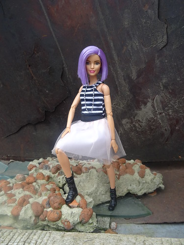 Barbie fashionistas #18 on mtm body | by esperantia1
