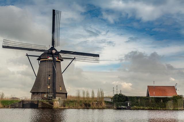A Homey Windmill