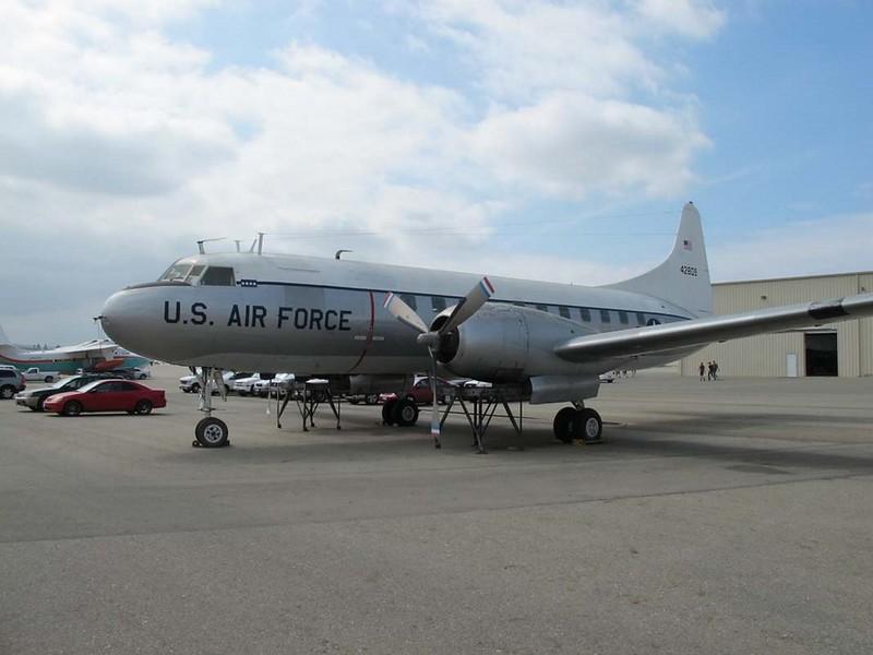 Convair C-131D Samaritan 1