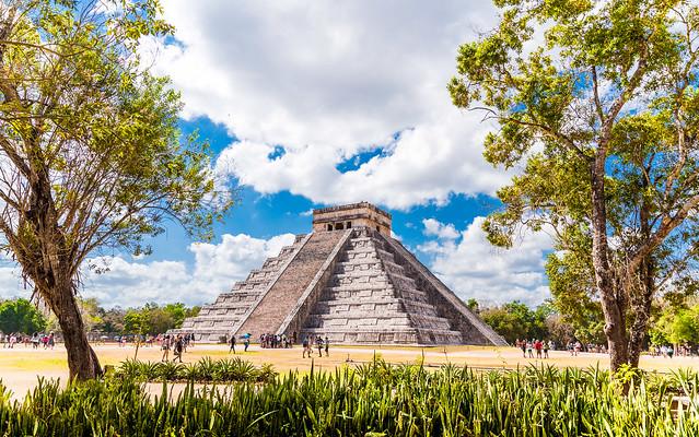 Welcome to Yucatan, Mexico.