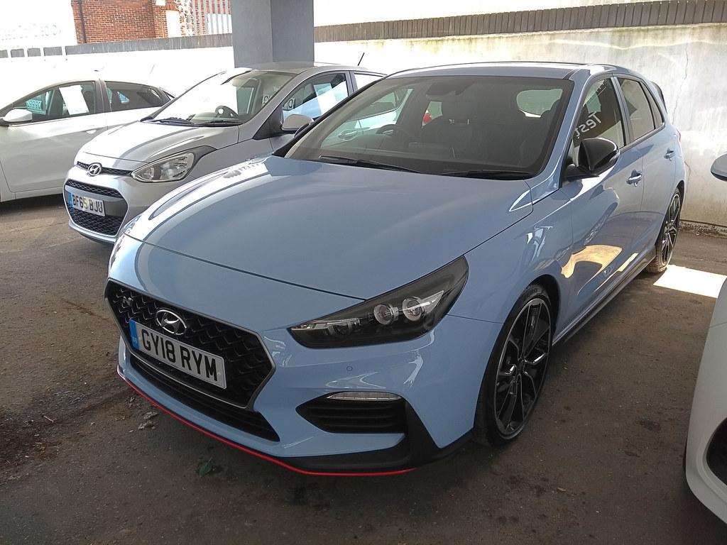 2018 Hyundai i130 N | Hyundai hired ex-BMW M division's Albe