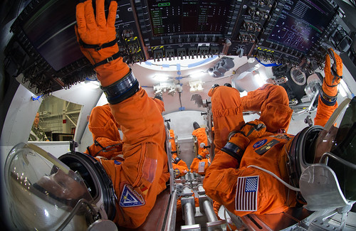 Orion Cockpit | by NASA Orion Spacecraft