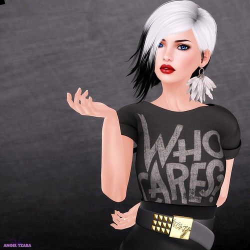 Who Cares? | by Angel Tzara  Find me @ angeltzara.com