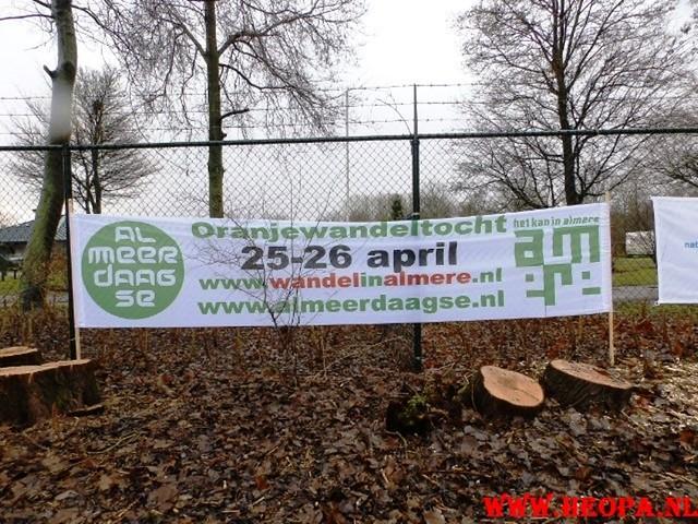 21-02-2015 Almeerdaagse 25,2 Km (2)