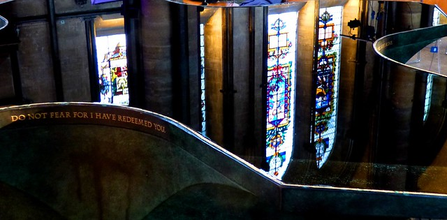 Salisbury Cathedral Font #dailyshoot # reflection