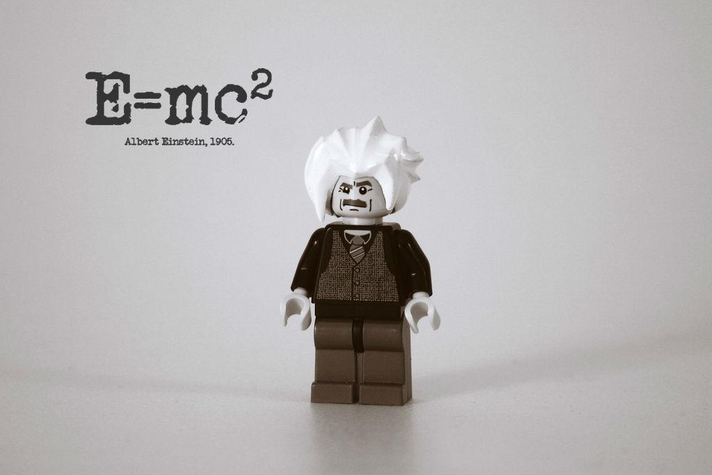 Lego Albert Einstein