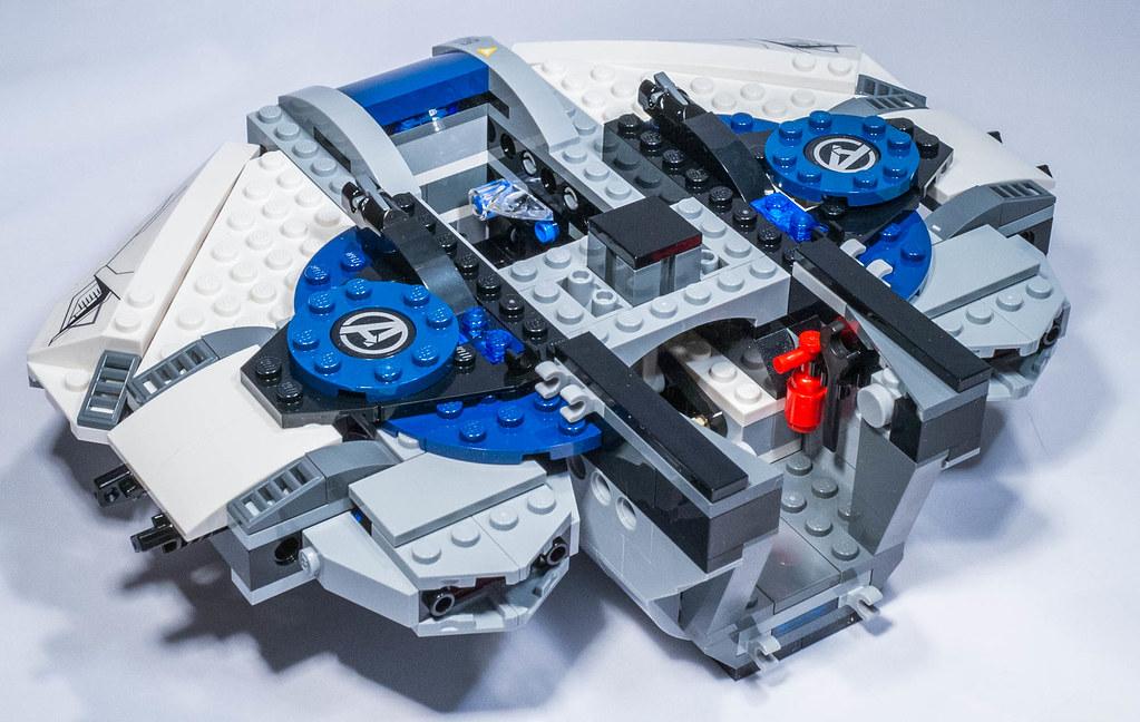Lego 76032 - The Avengers Quinjet City Chase   Lego 76032 ...