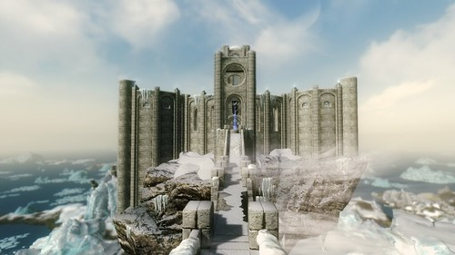 College of Winterhold | by p4ck3tl055