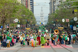 St Patrick's day Parade San Francisco 2015 | by davidyuweb