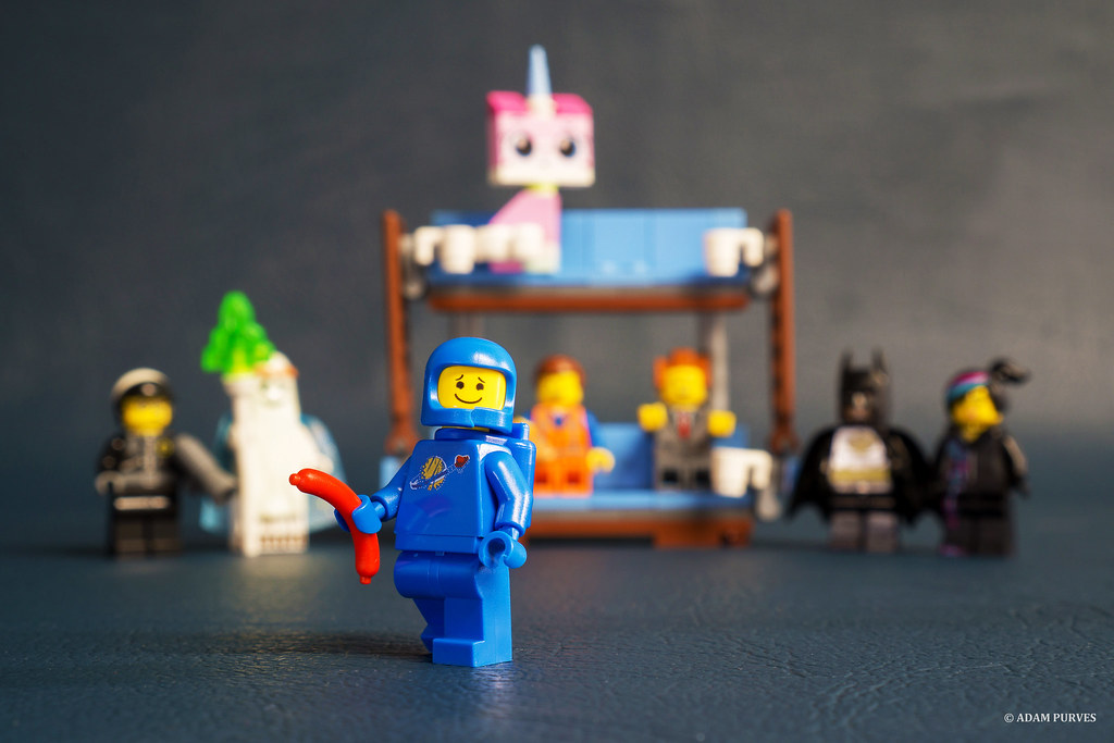 The Lego Movie 2015 Set A Couple Of Shots From The Lego Mo Flickr