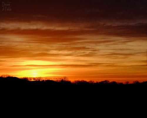 sunset sunrise tennessee