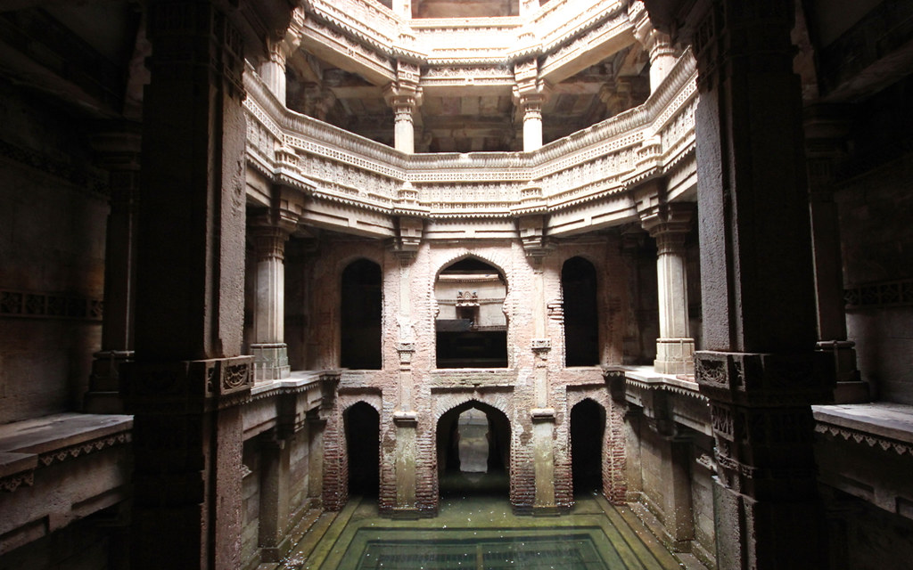 Adalaj ni vav in all its glory