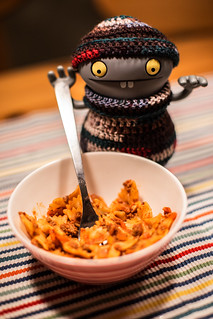 Uglyworld #2597 - Pasta La Vista - (Project On My Tods - Image 62-365) | by www.bazpics.com
