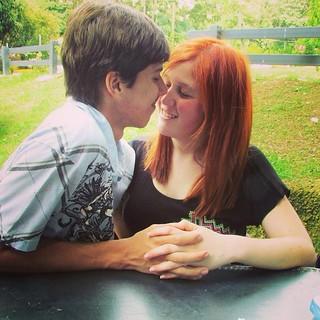 Mi novia y yo \ My girlfriend and I