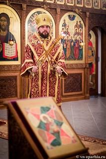 Литургия в Юрьевом монастыре 140