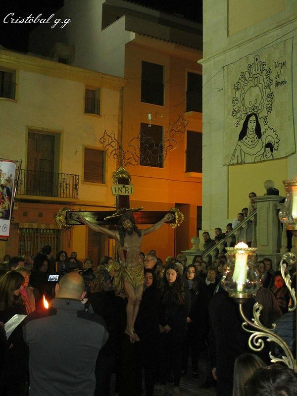 (2016-03-18) - VII Vía Crucis nocturno - Cristobal González García  (09)