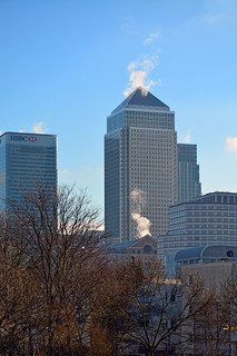 Canary Wharf / winter | by Images George Rex