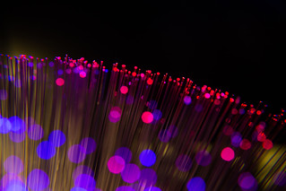 Fiber optic bokeh | by Groman123