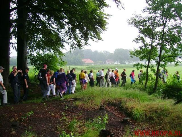 2e dag  Amersfoort 42 km 23-06-2007 (20)