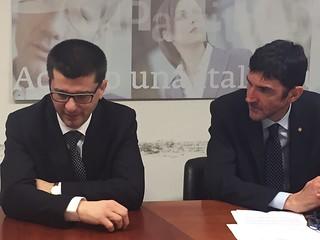 Conferenza Stampa Sede PD Piemonte | by flavagno