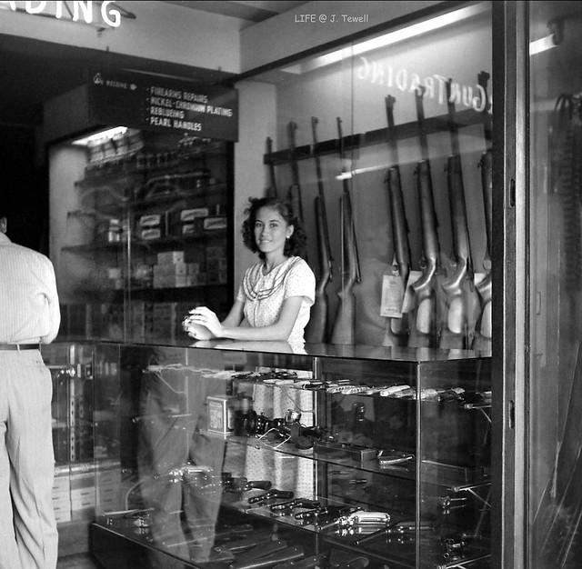 Manila China Town, 848 Ongpin Street, Binondo, Manila, Philippines, 1949 (3)