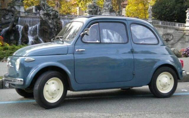Fiat 500 N Del 1957 A 60 000 Euro Fiat 500 N Del 1957 A 60 Flickr