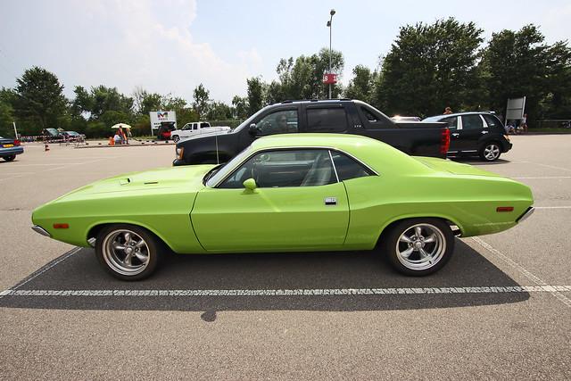 Dodge Challenger Hardtop 1972 (2861)