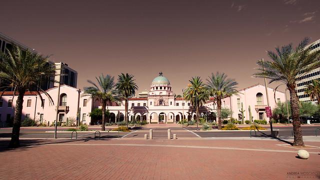 Pima County Courthouse - Tucson, Arizona