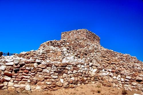 autumn arizona fall digital photo ruins nativeamerican noon tuzigootnationalmonument sinagua