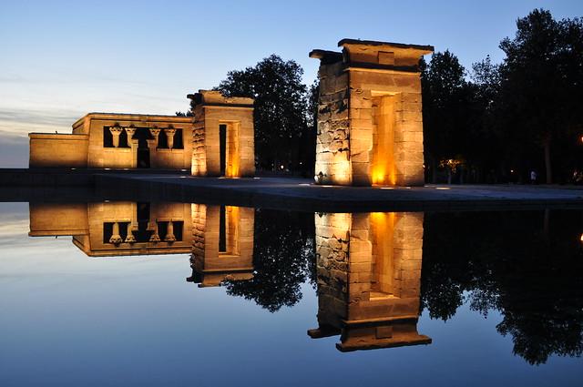 DSC_5294 Templo de Debod - Madrid