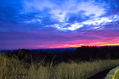sun sunrise landscape dawn scenic overlook easttexas hwy69 loveslookout txjacksonville gavtek