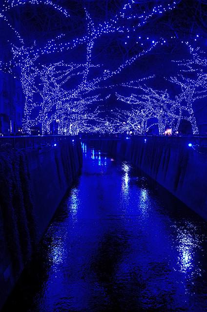 《Nakameguro 青の洞窟》
