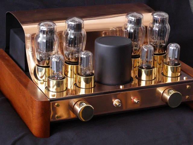 tube amplifier 6N13S