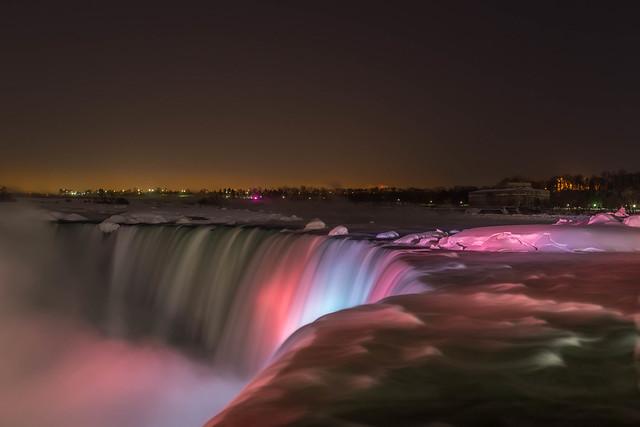Niagara Falls-Long Exposure