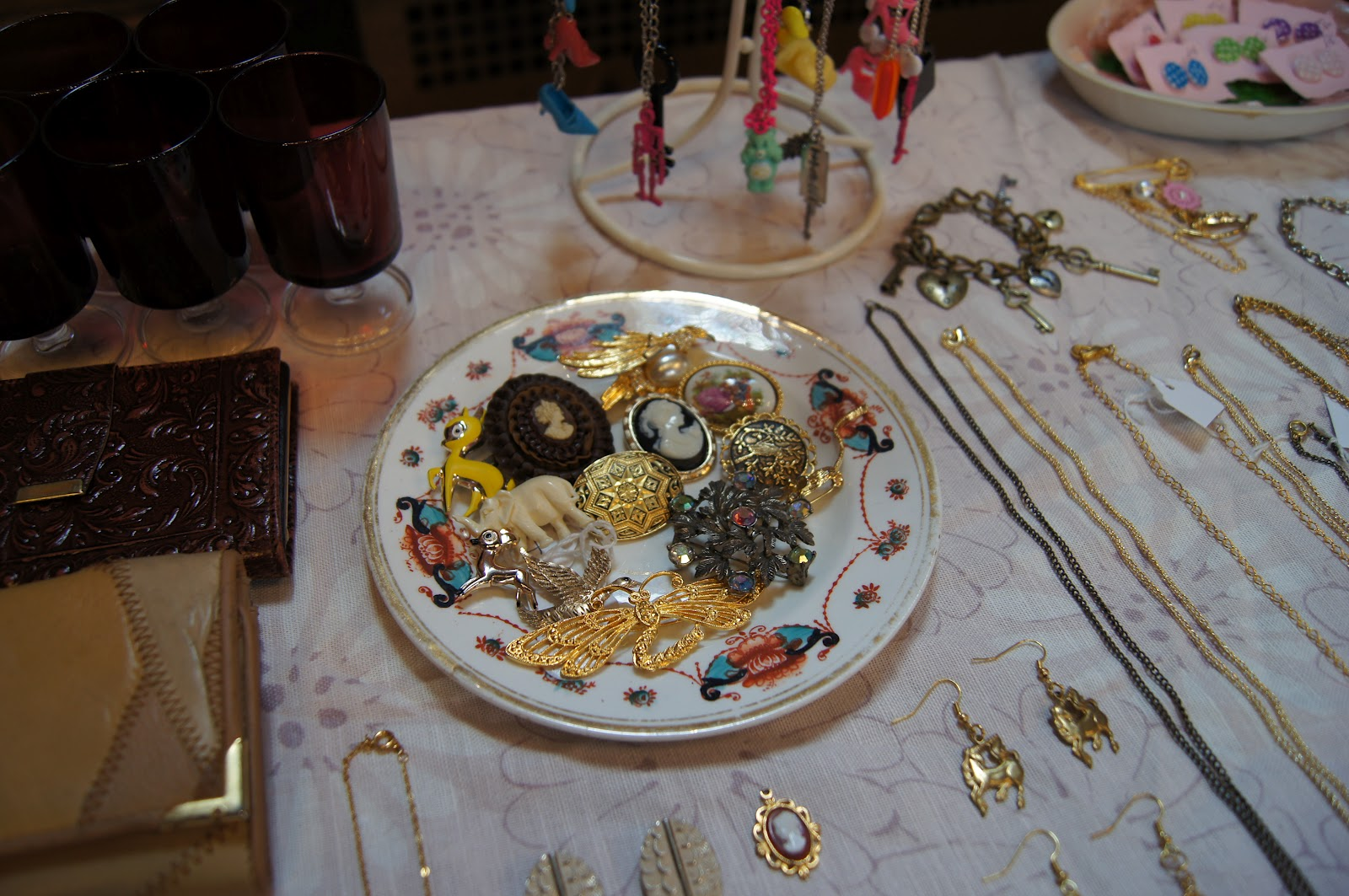 The vintage fair: Photos finally