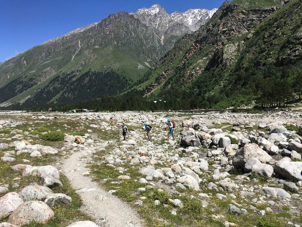 Gumachi trail