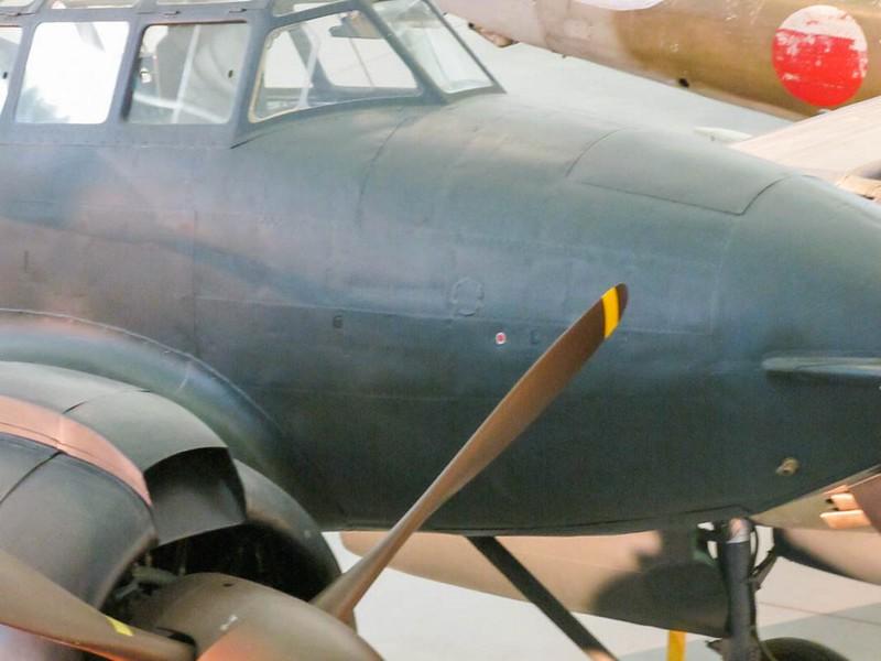 Nakajima J1N1-S Gekko 7