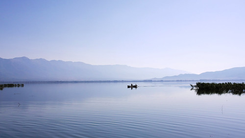 cuckove canon 24mm landscape lake dojran calm blue boat belasica summer macedonia emilchuchkov emilchuchkovphotography